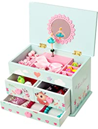 Amazoncom Jewelry Music Boxes Toys Games