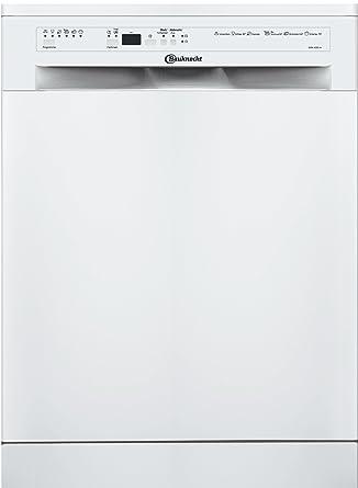 Bauknecht GSFK 6030 A+ WS - Lavavajillas (A +, 1.02 kWh, 11 ...