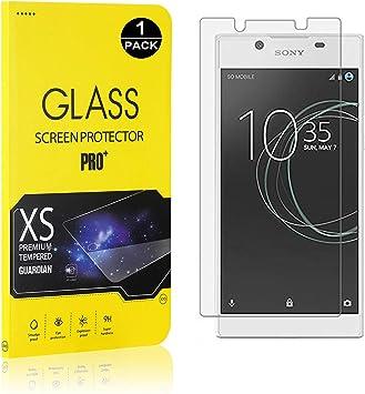 Protector de pantalla para Sony Xperia L1 / E6, protector de ...