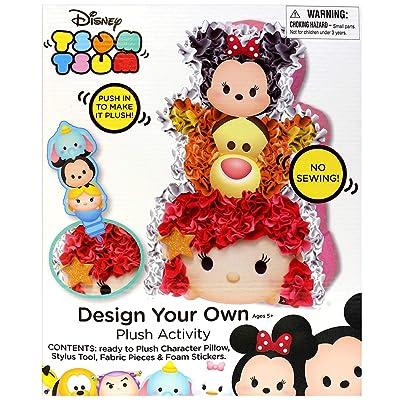 Tara Toy Tsum Design Your Own Plush Activity Playset: Toys & Games