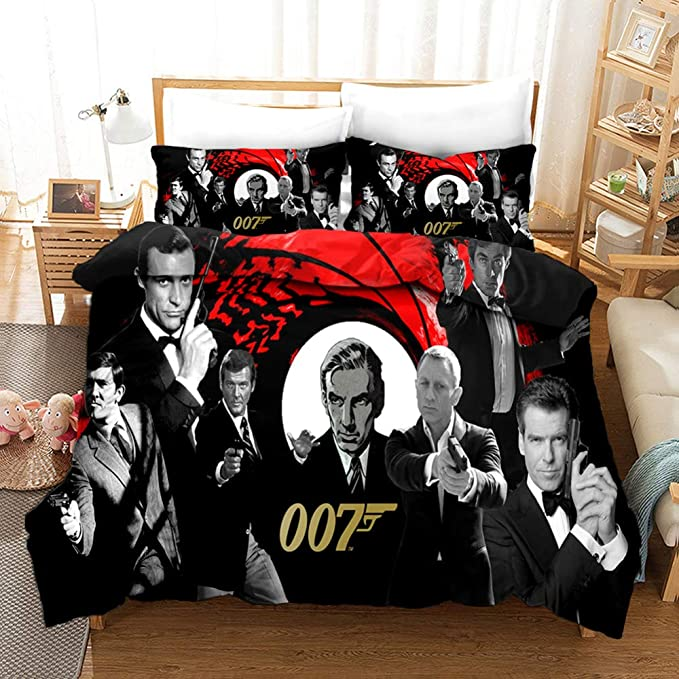James Bond 007 Skyfall Pillowcase