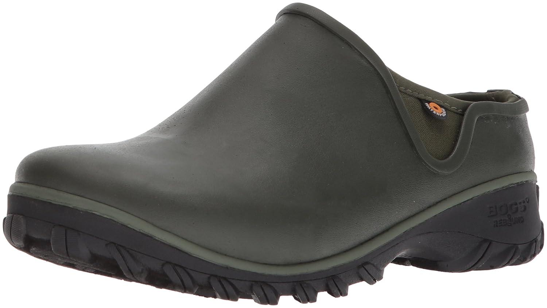 Bogs Women's Sauvie Waterproof Rubber Clog Shoe