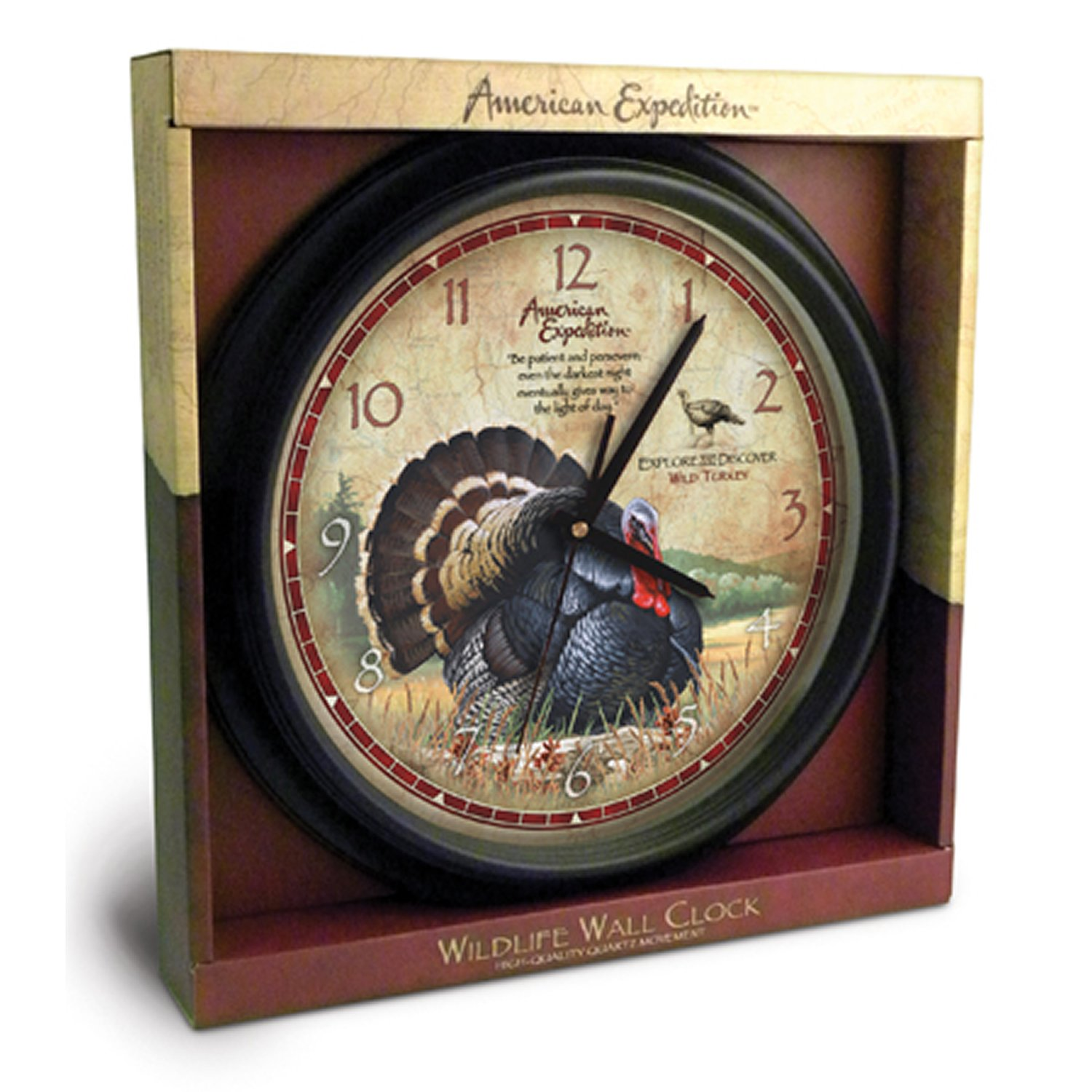 Wolf wall clock gallery home wall decoration ideas amazon american expedition wall clock bald eagle sports amazon american expedition wall clock bald eagle sports amipublicfo Gallery