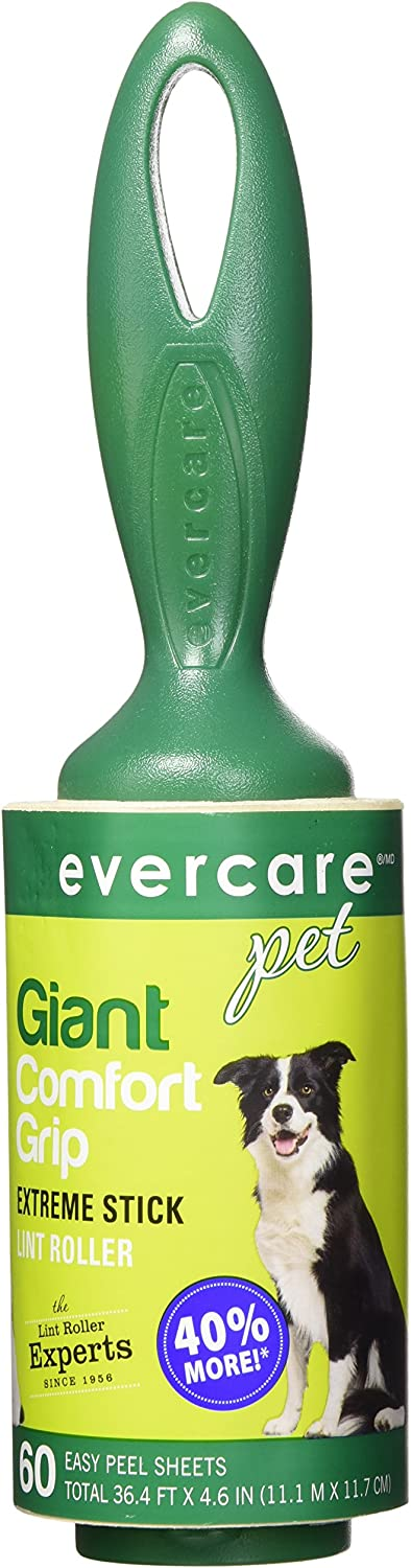 Evercare Giant Lint Roller, 60 Sheet Roll: Pet Supplies