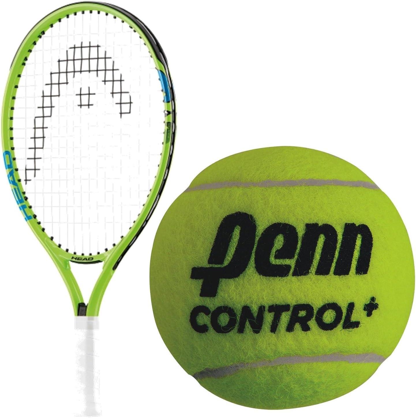 HEAD Speed Junior Boy s con un Paquete de niños Raqueta de Tenis ...