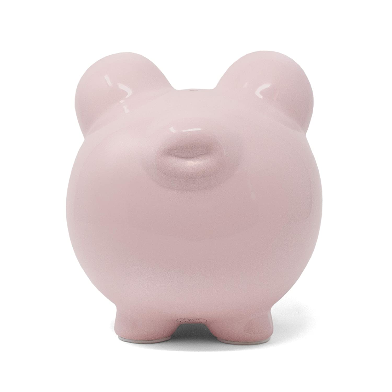 Child to Cherish Big Ear Piggy Bank Blue