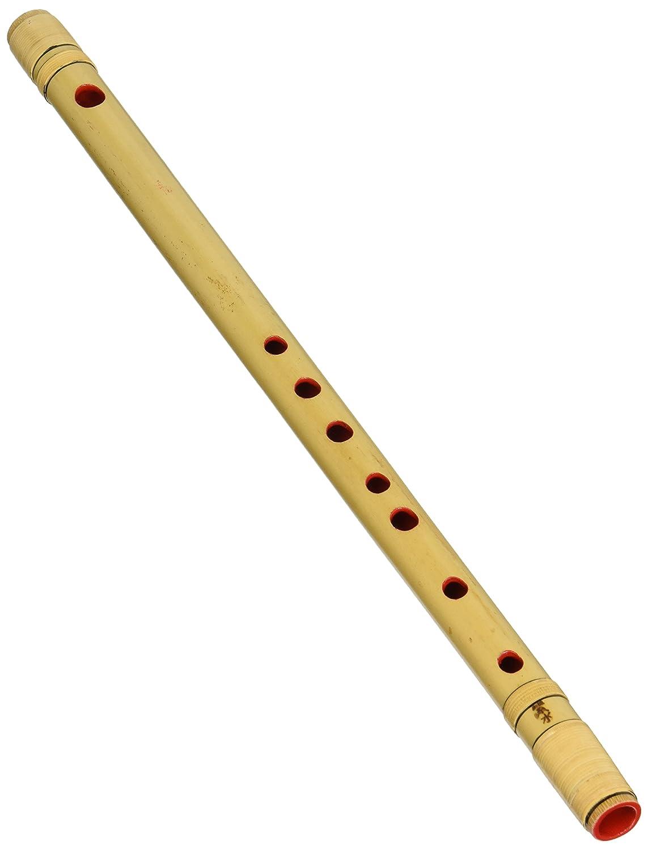 大岡紫水 篠笛 民謡笛(洋音階) 籐両巻 7穴 8本調子 B00KKDT3MS