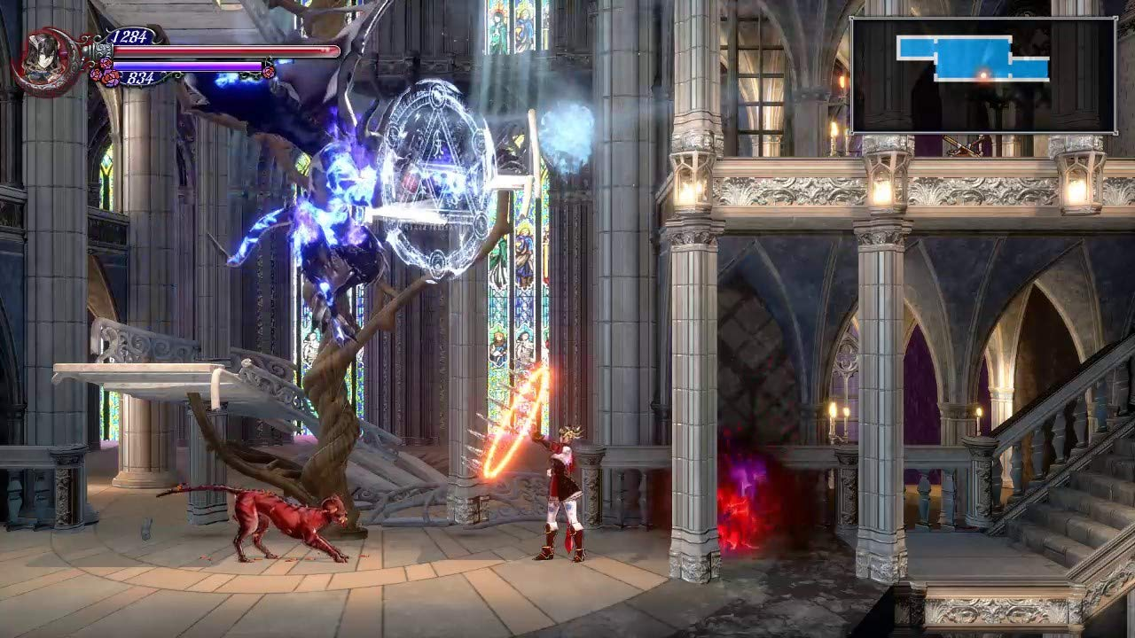 Bloodstained : Ritual of the Night - Nintendo Switch ...