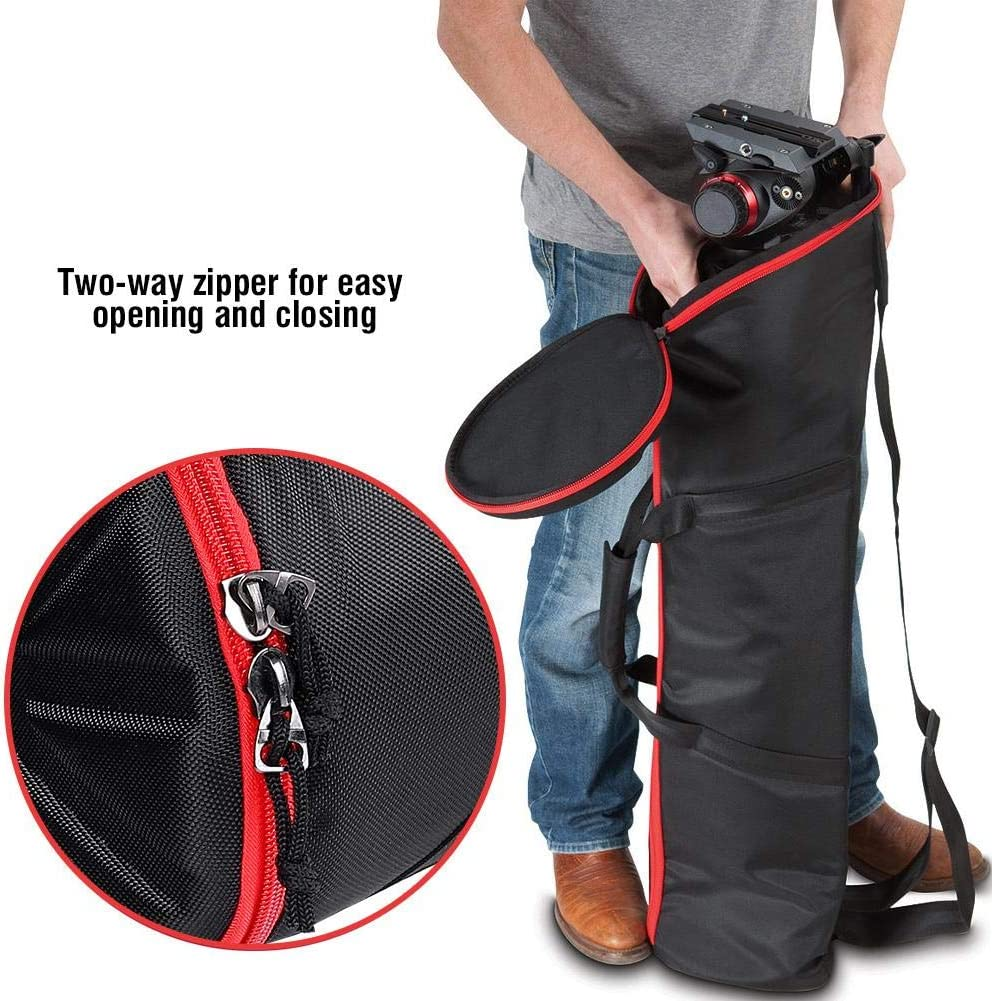 Xinwoer Tripod Hard Storage Bag Adjustable Shoulder Strap Handbag DK70CM