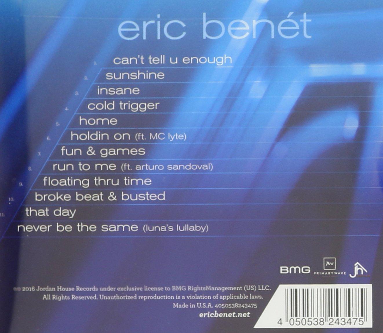 eric benet hurricane album download