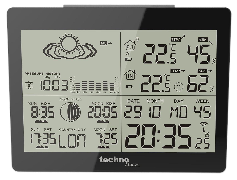 Estación metereológica - Estación meteorológica Technoline GARNI WS 6760
