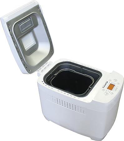 Amazon.com: Kuissential Horno de pan programable, 2 libras ...