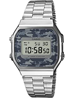 Casio Smart Watch Armbanduhr A168WEM-1EF: Amazon.es: Relojes