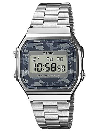 Watch Casio Collection A168wec-1ef Unisex Multicolour