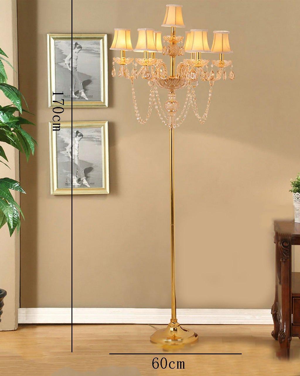 Stehlampe Kristall Kreative Wohnzimmer Stehleuchte Schlafzimmer