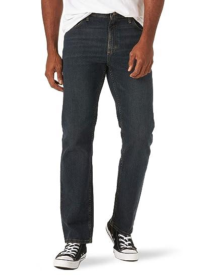 Wrangler Mens Classic Straight Fit Jean