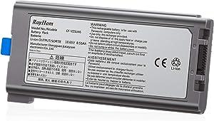 RayHom CF-VZSU46S CF-VZSU46AU Laptop Battery - for Panasonic Toughbook CF-30 CF-31 CF-53 MK1 MK2 MK3 MK4 Series Notebook CF-VZSU46 CF-VZSU46R CF-VZSU71U CF-VZSU72U CF-VZSU1430U CF-VZSU46U