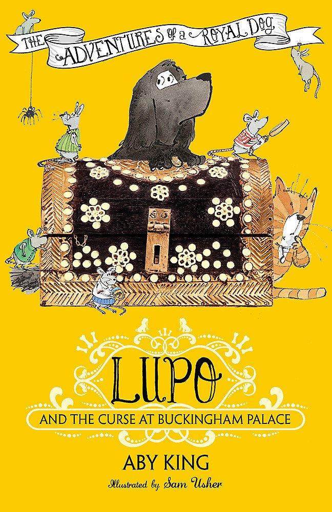 Lupo and the Curse at Buckingham Palace pdf epub