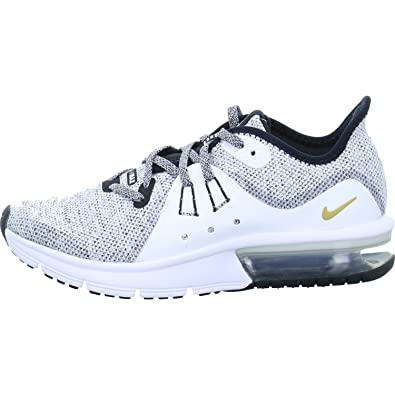 Nike Air Sequent 3gsNoirblancor Max Taille38 Chaussures e2YWHEIbD9
