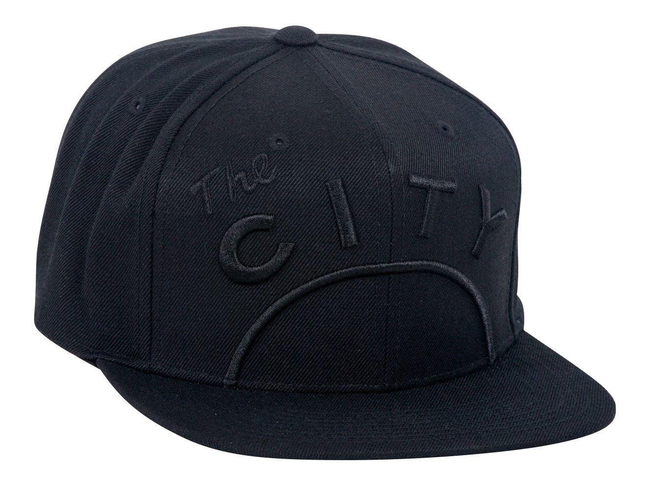 factory price b6381 05275 Amazon.com   Golden State Warriors NBA Mitchell   Ness Cropped XL Tonal Logo  Adjustable Snapback Hat (Alternate Logo - Black)   Sports   Outdoors
