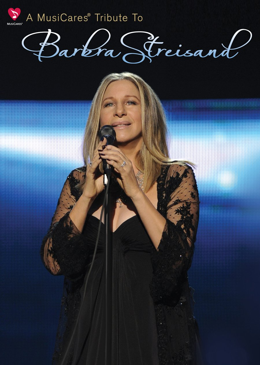 DVD : Barbra Streisand - A Musicares Tribute To Barbra Streisand (DVD)