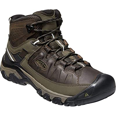KEEN Men's Targhee Iii Mid Wp Wide Hiking Boot | Hiking Boots