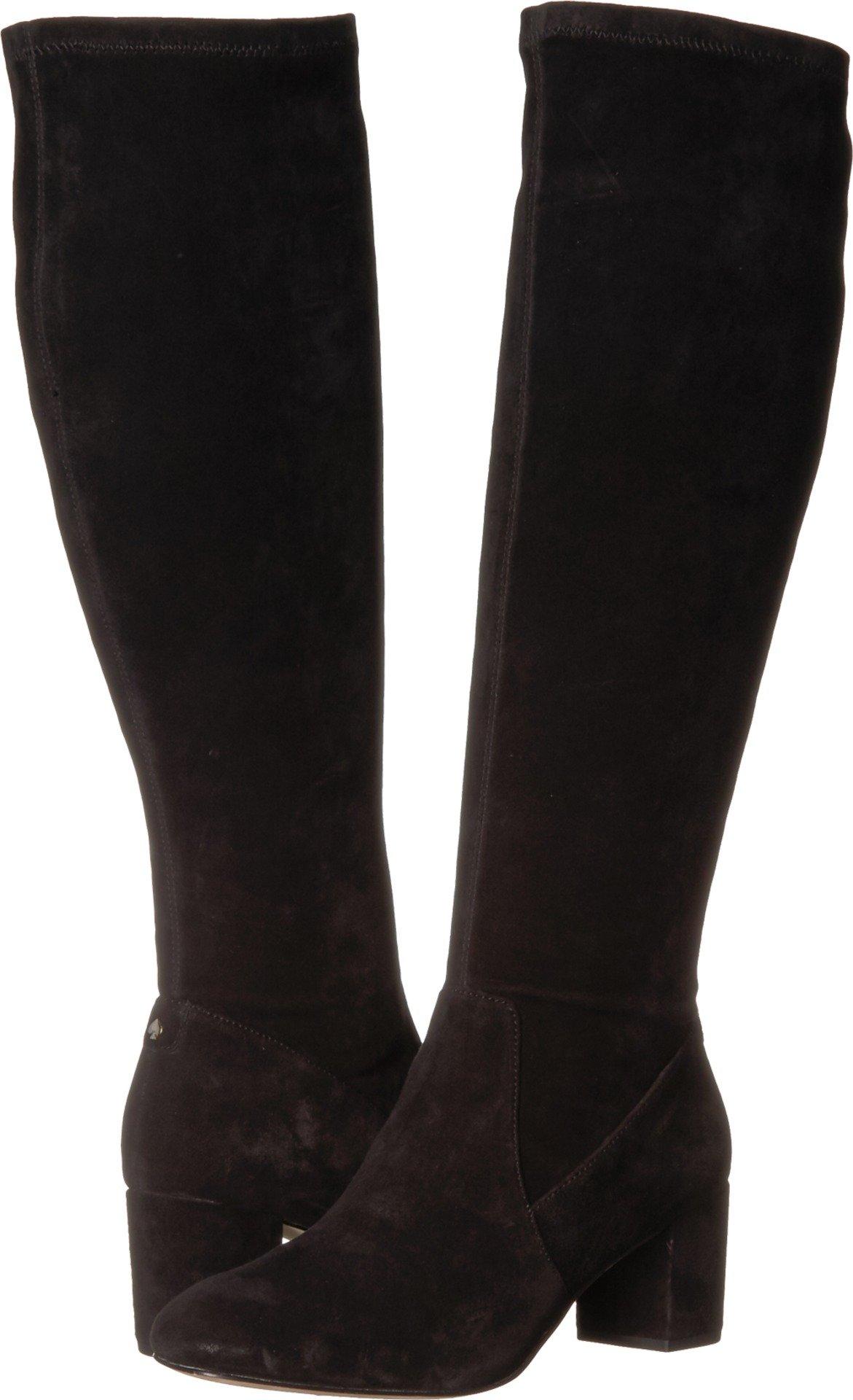 kate spade new york Women's Leanne Fashion Boot, Black, 8 M US