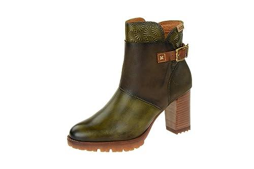 Pikolinos W7M-8886 Connelly Botina de cuero mujer: Amazon.es: Zapatos y complementos