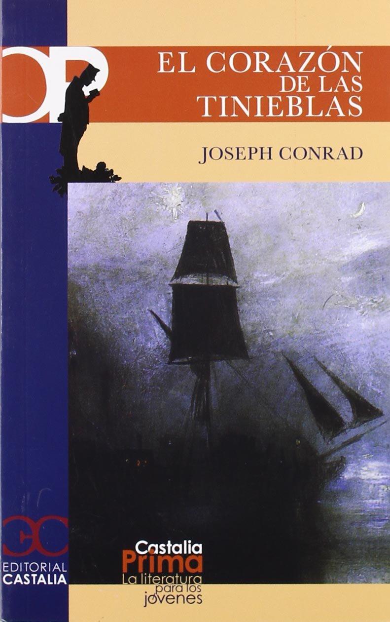 El corazón de las tinieblas (CASTALIA PRIMA, C/P.): Amazon.es: Joseph Conrad, Mercedes Rosúa: Libros