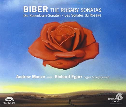 Buy Biber: Rosary Sonatas (The Mystery of the Rosary) Online