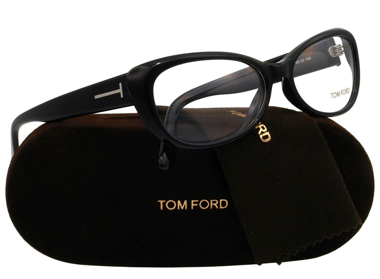 Tom Ford Womens FT5263 Eyeglasses Black