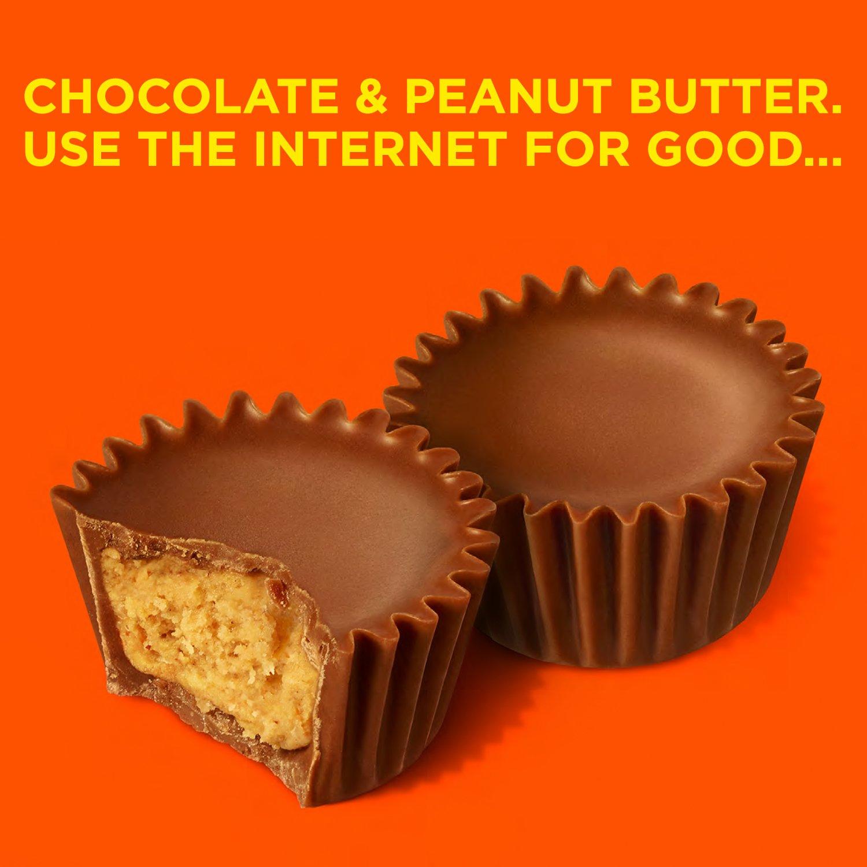 Reeses Peanut Butter Cups Miniatures, 40-Ounces: Amazon.es: Alimentación y bebidas