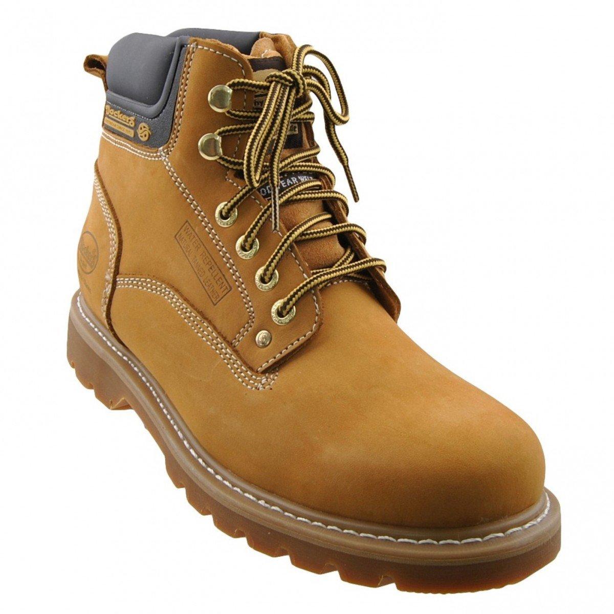 Dockers by Gerli - Botas de Cuero para Hombre: Amazon.es: Zapatos y complementos
