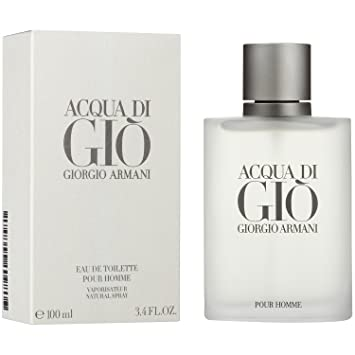 Amazoncom Giorgîo Armanî Acqua Di Gio Eau De Toilette Spray For