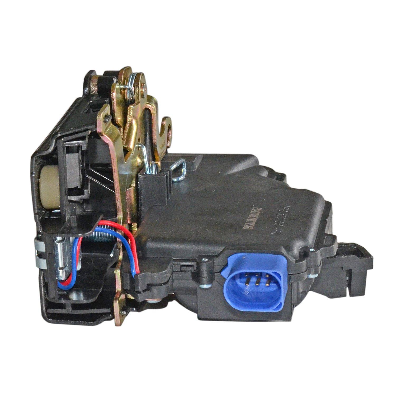 Accionador de bloqueo de puerta trasera derecha para coche 3B4839016AN n/úmero de pieza 3B4839016AG