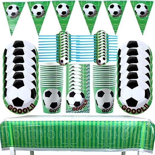 QAnter 52 Juegos/lotes de artículos de fútbol,Fiestas de ...
