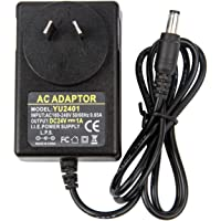 CFSadapter AC 100-240V Converter to DC 24V 1A Power Supply Adapter, 24W Switching Power Supply Charger DC Connector Jack…