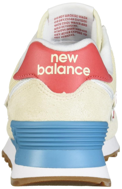 New Balance Women's 574v2 Sneaker US Alabaster B075R7RBXR 7 D US Alabaster Sneaker d3fcf2