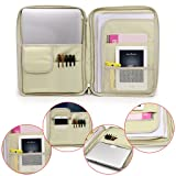 BTSKY Multi-Functional A4 Document Bags Portfolio
