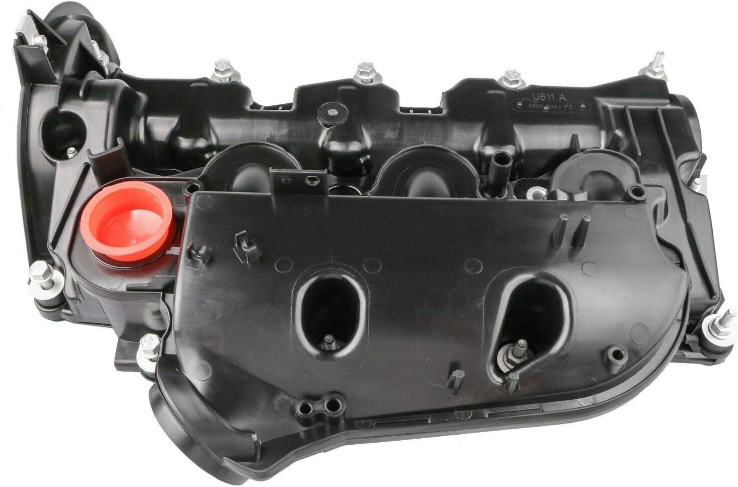 MOSTPLUS Einlassstutzen Rechts Kompatibel mit Discovery /& Sport 3.0 MK4 Ersatz LR105957