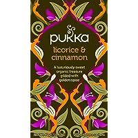 Pukka Herbs Licorice & Cinnamon Tea Bags, x