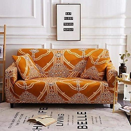 3 juegos de sofás de color liso, fundas protectoras Funda de ...