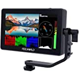 FEELWORLD F6 Plus 5.5 inch DSLR Camera Field Touch Screen Monitor with HDR 3D Lut Small Full HD 1920x1080 IPS Video…