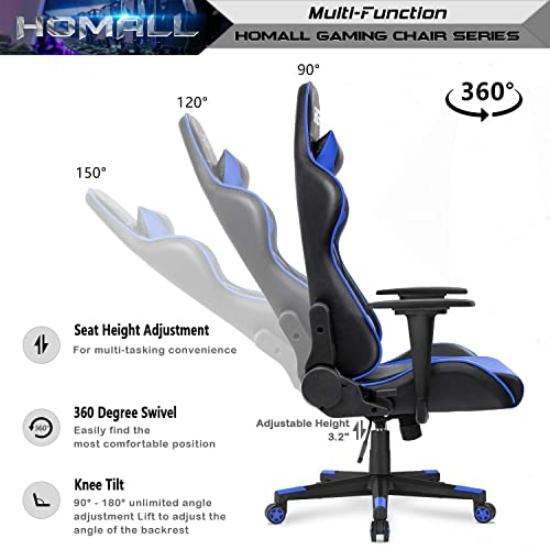 Homall Gaming Chair Office Chair High Back Computer