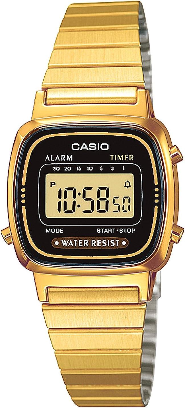 Casio LA670WEGA-9EF - Reloj para Mujer
