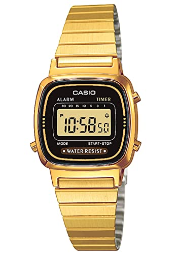 c8013fd21f7a Montre Mixte Casio Collection LA670WEGA-1EF  Amazon.fr  Montres