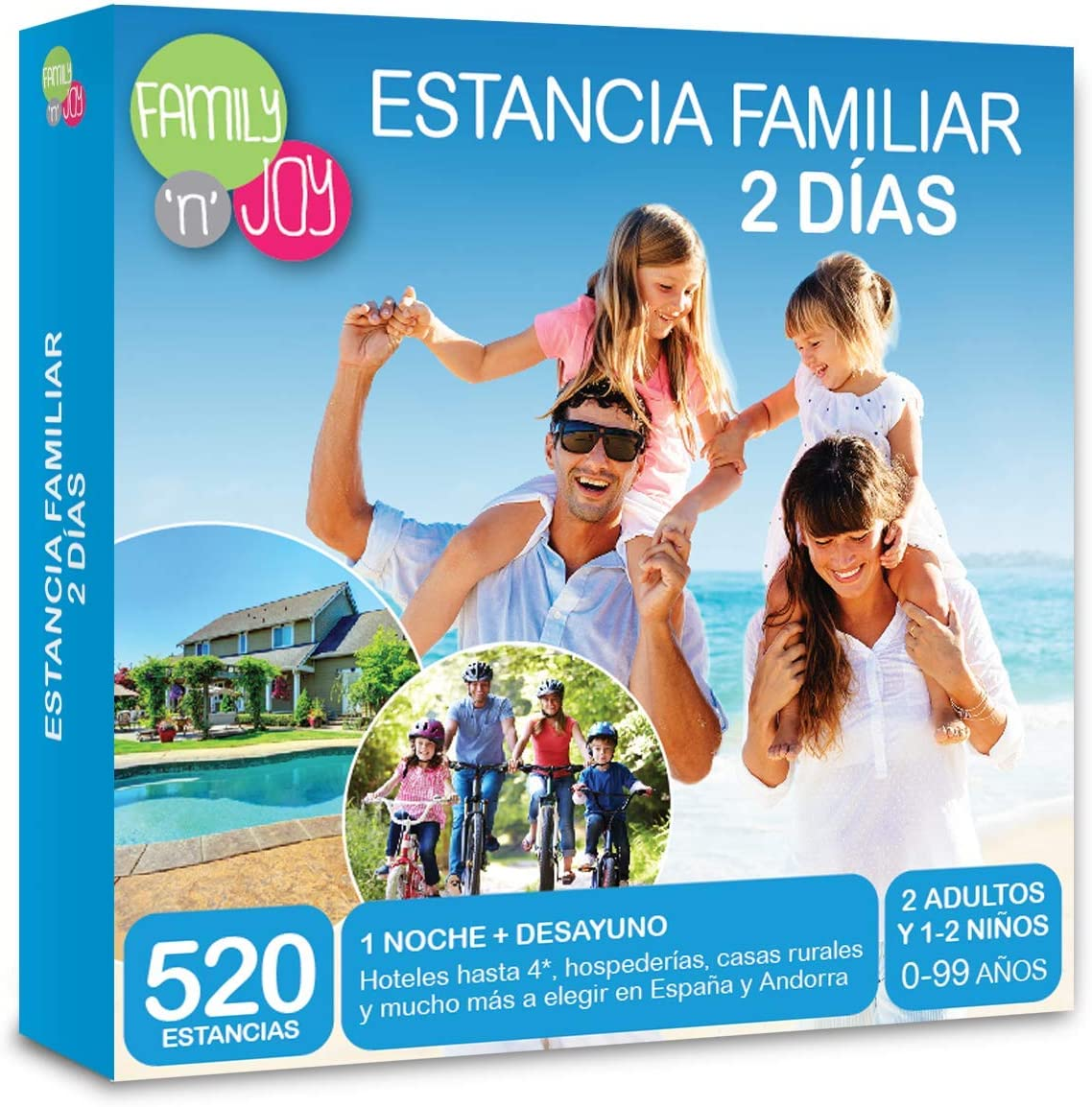 family n joy estancia familiar 2 dias