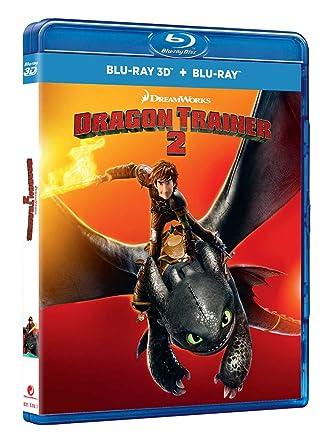 Dragon Trainer 2 Blu-Ray 3D+Blu-Ray Italia Blu-ray: Amazon ...
