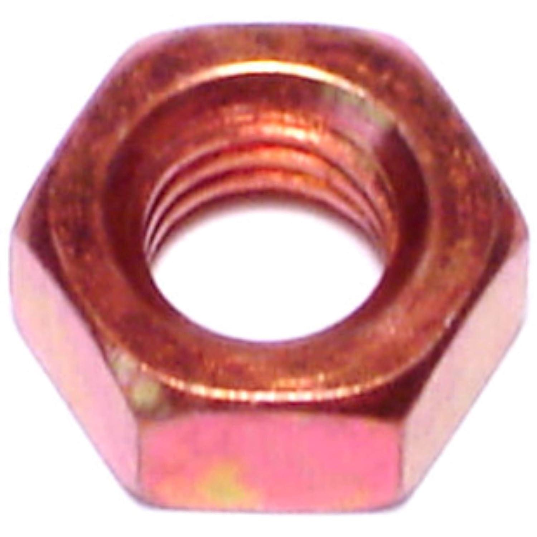 Hard-to-Find Fastener 014973390563 Class 8 Hex Nuts 6mm-1.0 1088-Piece