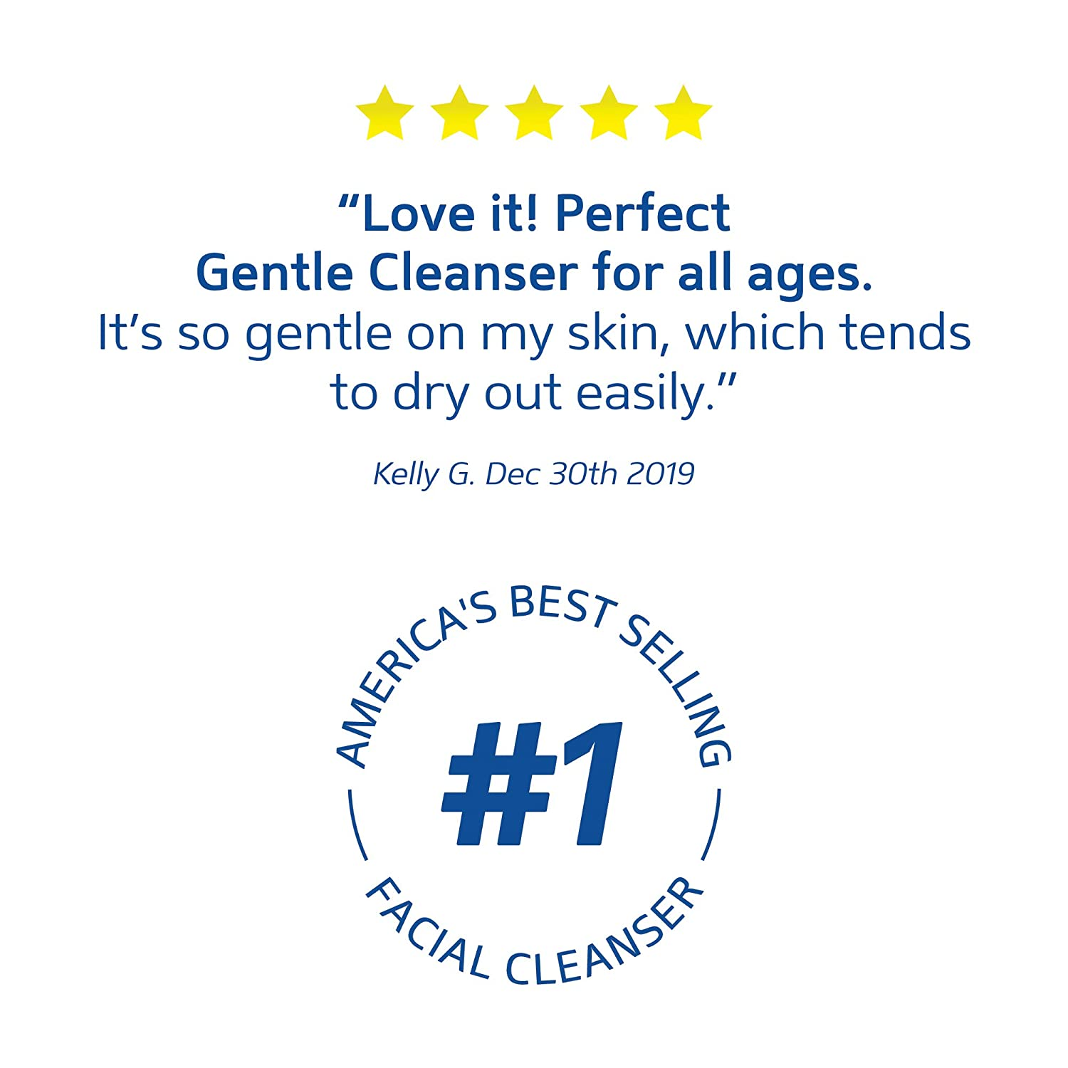 Cetaphil Gentle Skin Cleanser | 16 fl Oz (Pack of 2) | Hydrating Face Wash & Body Wash | Ideal for Sensitive, Dry Skin | Non-Irritating | Won't Clog Pores | Fragrance-Free | Dermatologist Recommended: Beauty